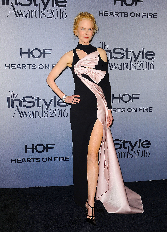 Nicole Kidman Looks Like She Floated Off a Cloud in This