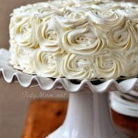 Butter Cookie with Buttercream frosting recipe