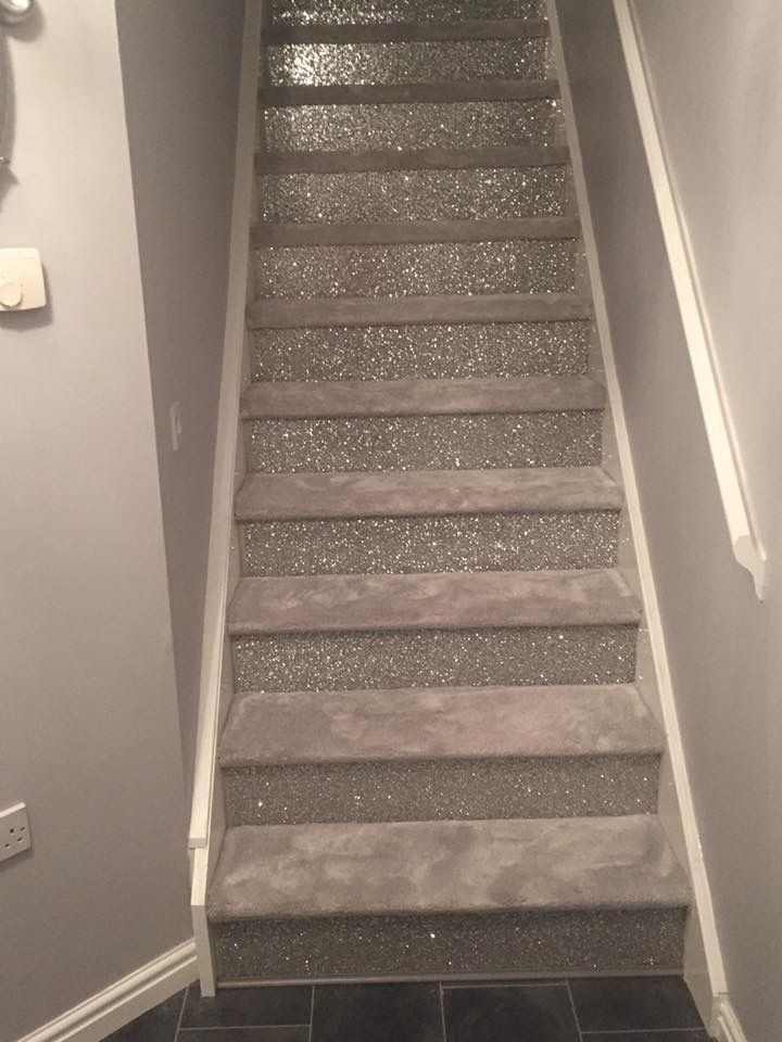 Best Pin By Bellshill Carpets On Glitter Stairs Pinterest 400 x 300