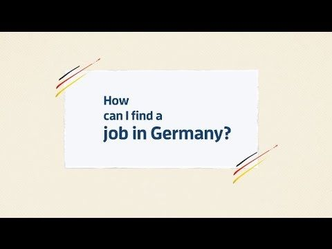 Explainer video: Job-hunting in Germany - http://LIFEWAYSVILLAGE.COM/how-to-find-a-job/explainer-video-job-hunting-in-germany/