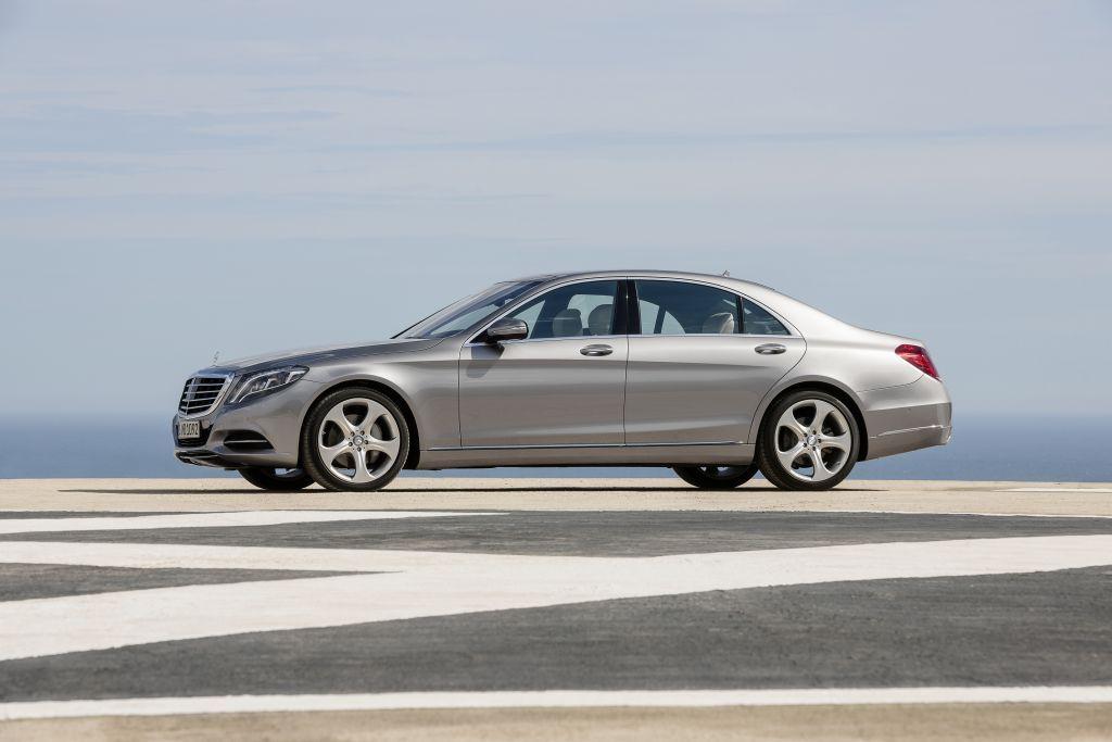 Mercedes-Benz S-Klasse erhält weltweit Auszeichnungen