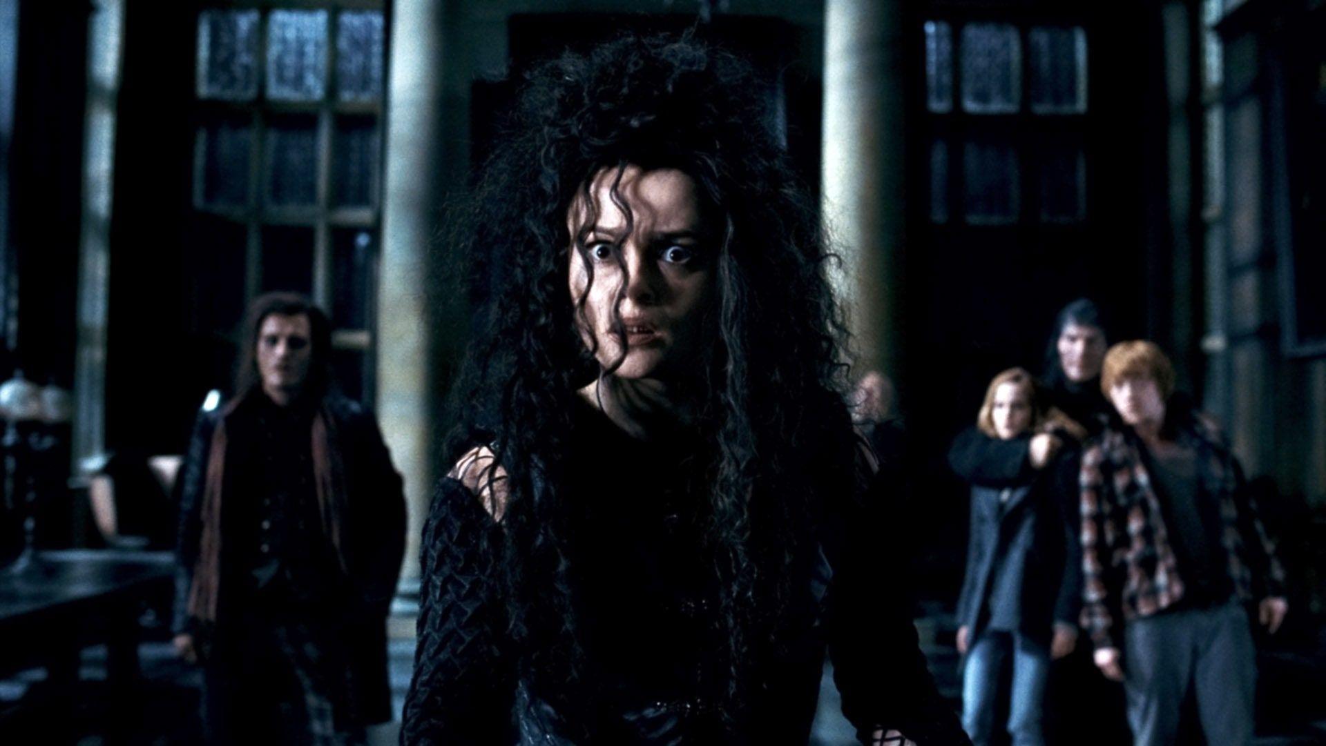闇の帝王ヴォルデモートの忠実な従者 ベラトリックス レストレンジ 魅惑の女性ヴィランvol 4 2020 ヴォルデモート 死の秘宝 帝王