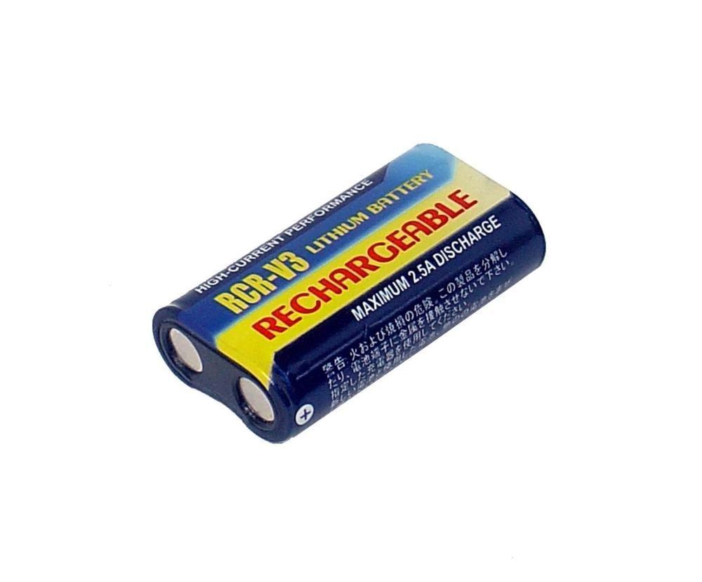 Battery Cr V3p Lb 01 Rcr V3 For Pentax Digibino Db200 Optio S60 Ist D Optio S50 Powersmart Digital Camera Kodak Easyshare Camera Batteries