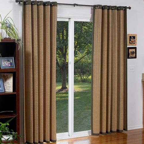 Blinds for Sliding Glass Doors - Alternatives to Vertical Blinds - cortinas para terrazas