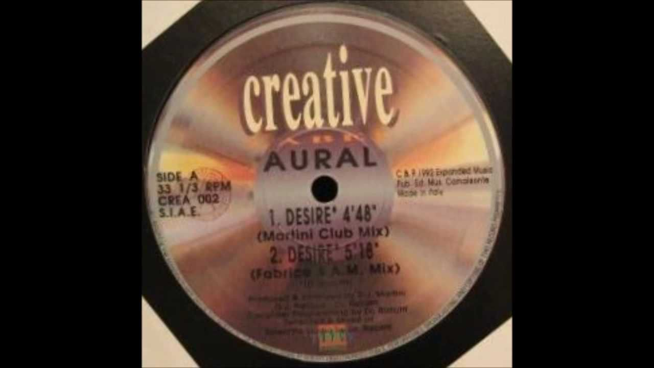 Track from Creative Label. Year 1992.