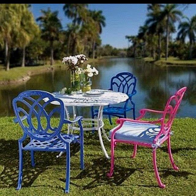 The 25 Best Wrought Iron Chairs Ideas On Pinterest Iron