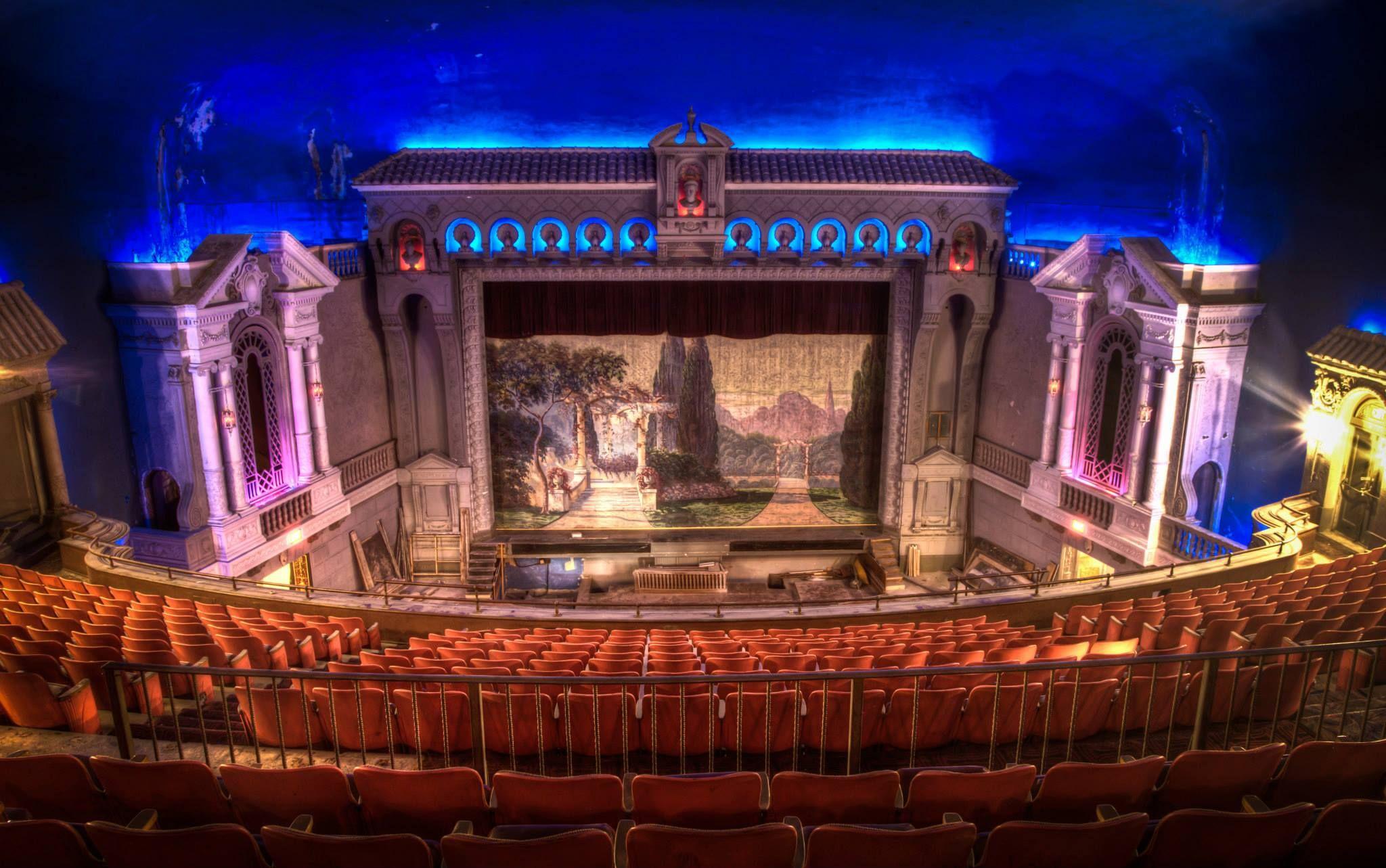 Capitol theatre flint mi flint michigan genesee county