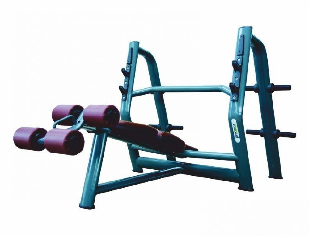 Imesspor Proforce Gs02 Decline Bench Press Gym Equipment Gym Equipment Bench Press Gym
