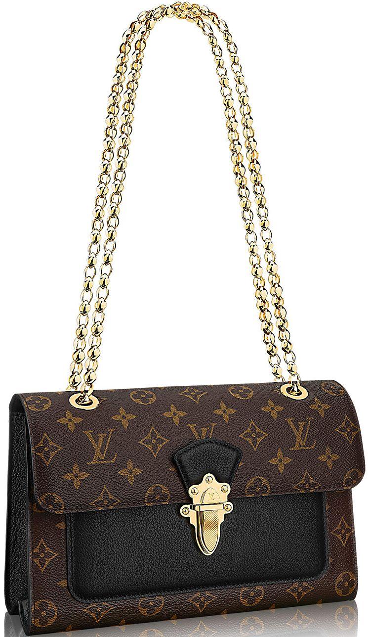 Louis Vuitton Victoire Bag  5b215d0b5c442