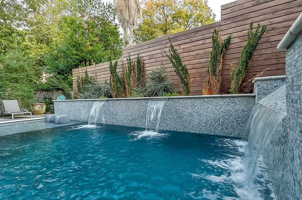 Pool Feature Photos Dallas | Rockwall Fire Features Frisco ...