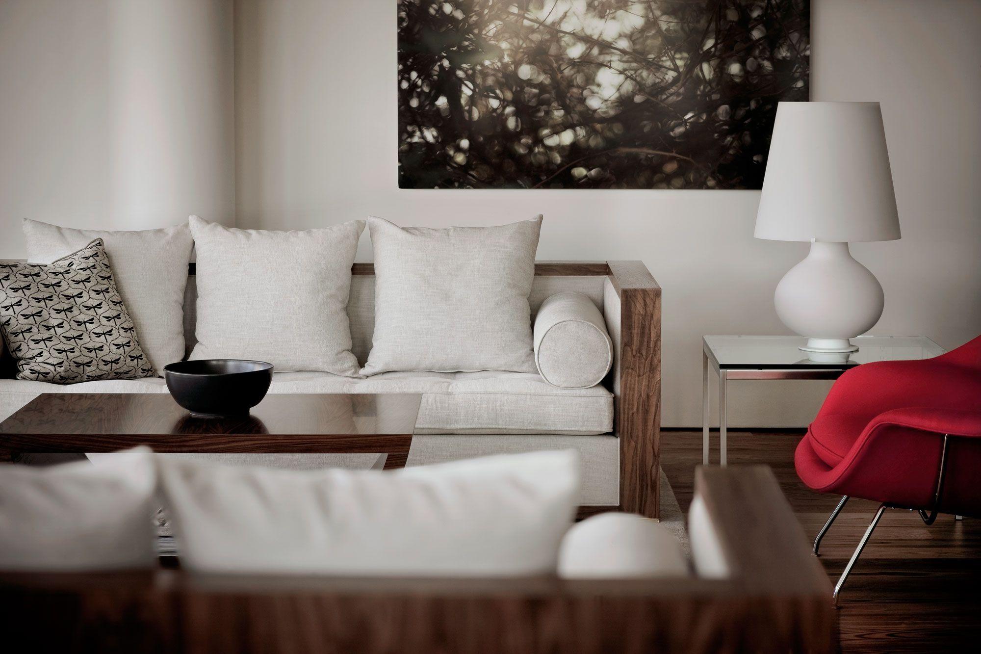 Luxury Penthouse In Downtown Montreal By Rene Desjardins Interiors - Downtown-montreal-penthouse-by-rene-desjardins