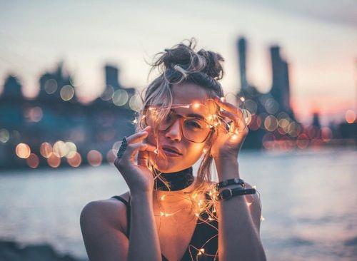 ???????? ? ????? «light girl and city» & ???????? ? ????? «light girl and city» | fairy light | Pinterest ...