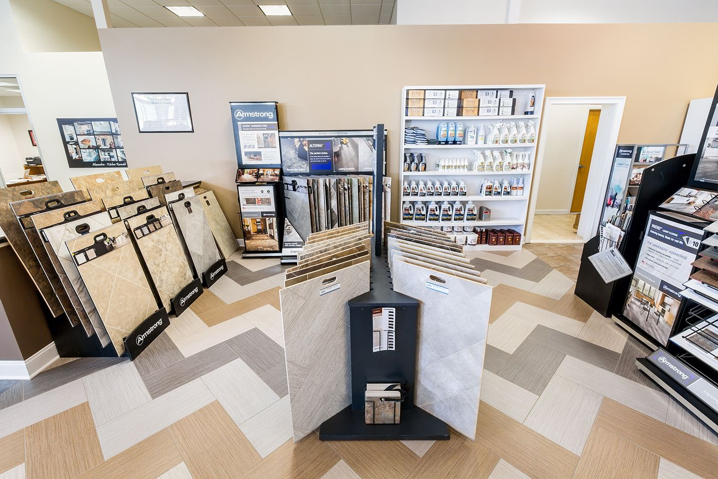 LVT is the fastest growing flooring in today's market
