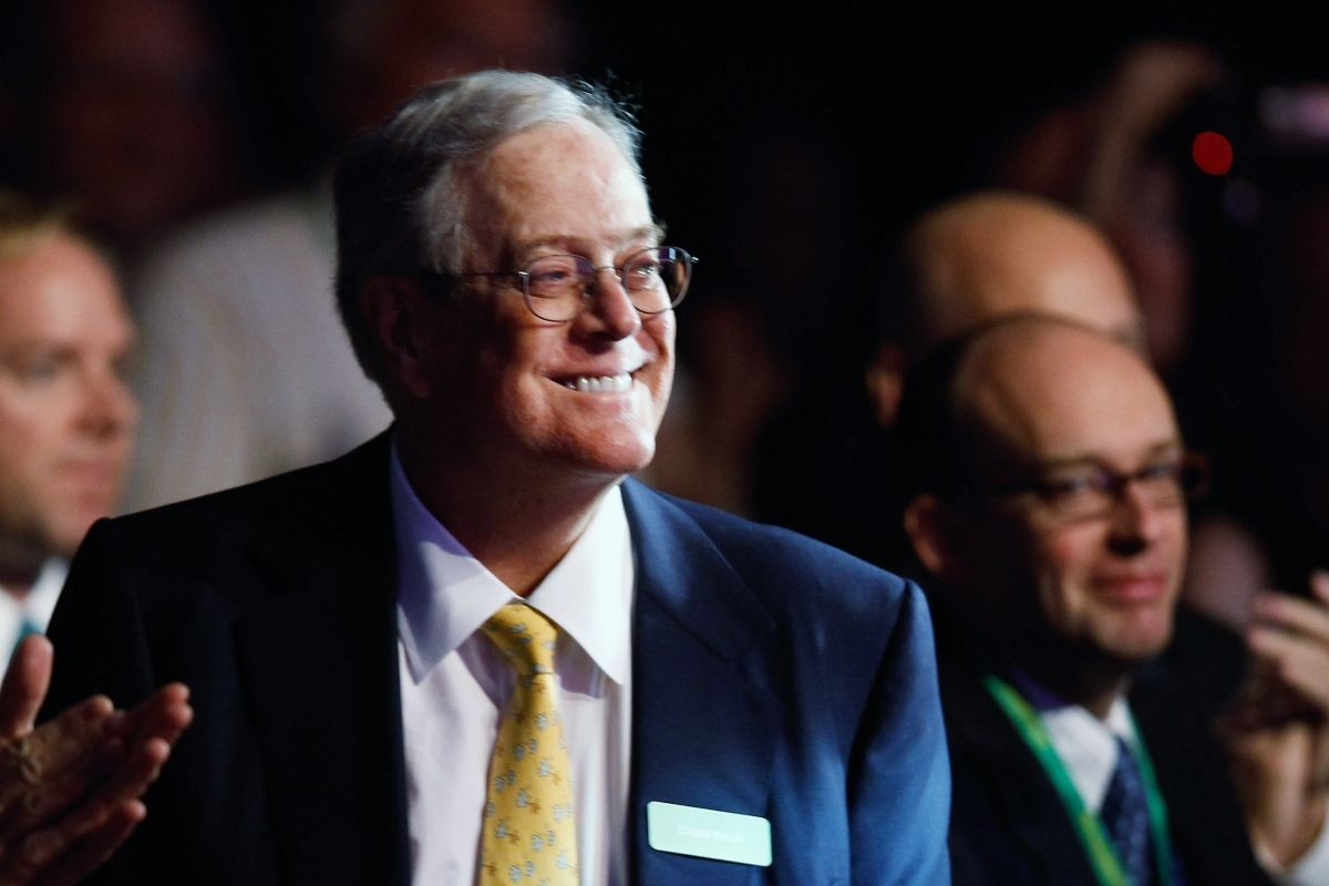 Koch Brothers Internal Strategy Memo On Selling Tax Cuts Ignore