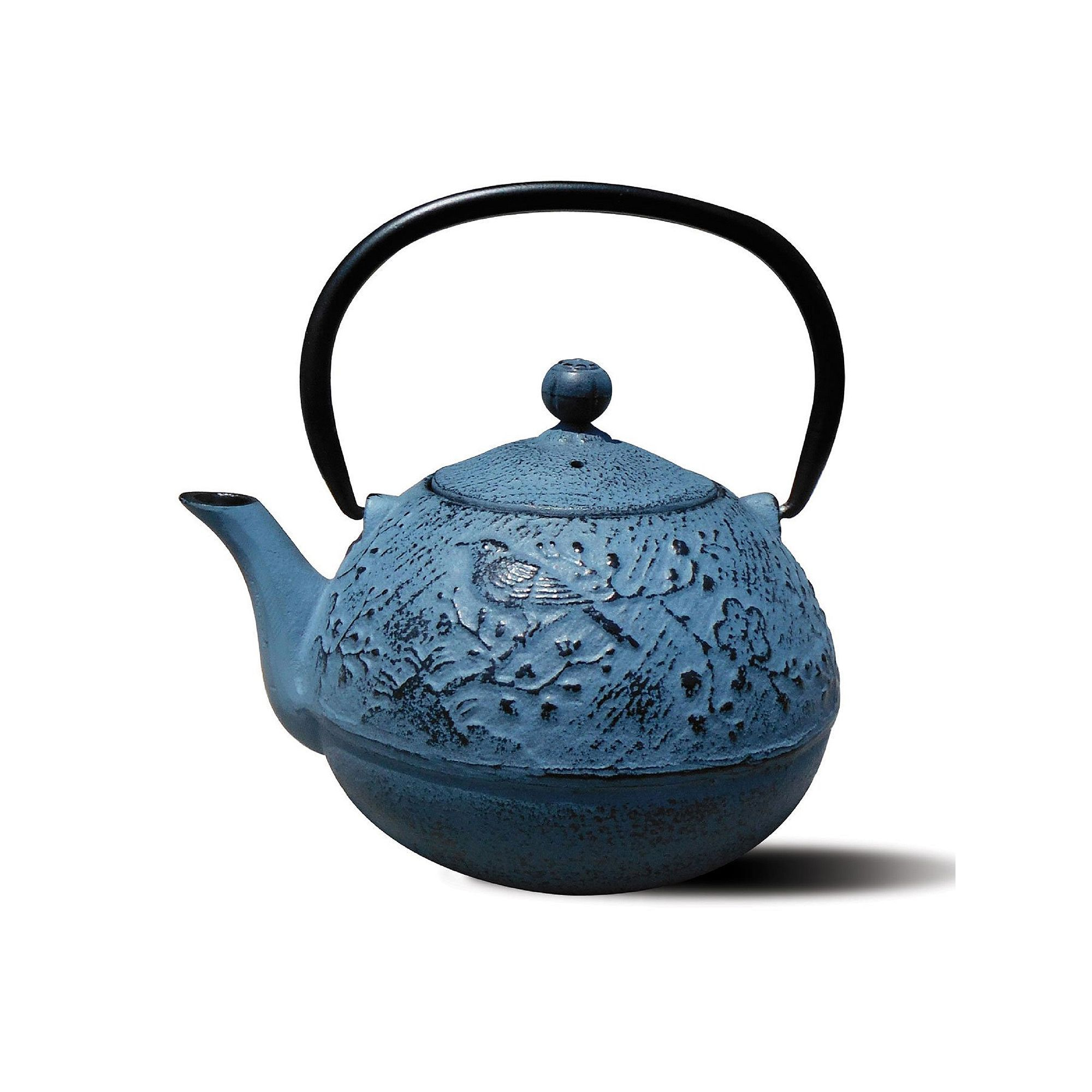 Old Dutch Suzume 24-oz. Cast-Iron Teapot, Red | Products