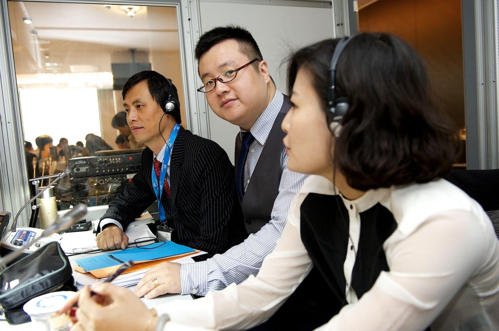 Charles Qin John Zhou Jin Xin No Better Team Of Mandarin