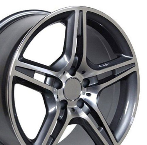 Car products 18 inch fits mercedes benz amg aftermarket for Mercedes benz amg rims for sale