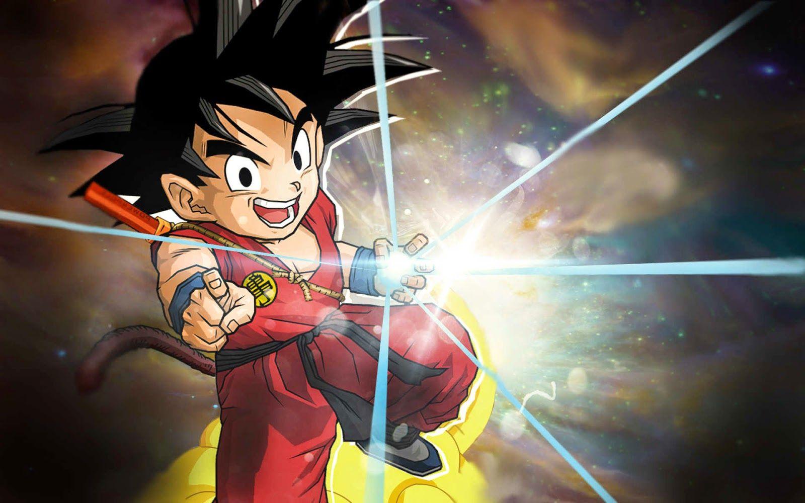 Kid Goku Wallpapers Group Dragon Ball Goku Wallpapers Goku Wallpaper Dragon Ball Wallpapers Anime Dragon Ball Goku