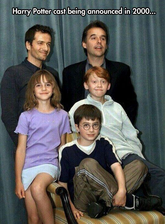 They Were So Little<awwwww!