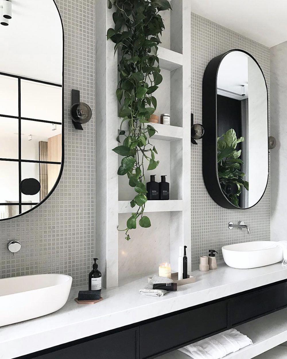 combining closed and open storage bathroom renovation on bathroom renovation ideas australia id=78813
