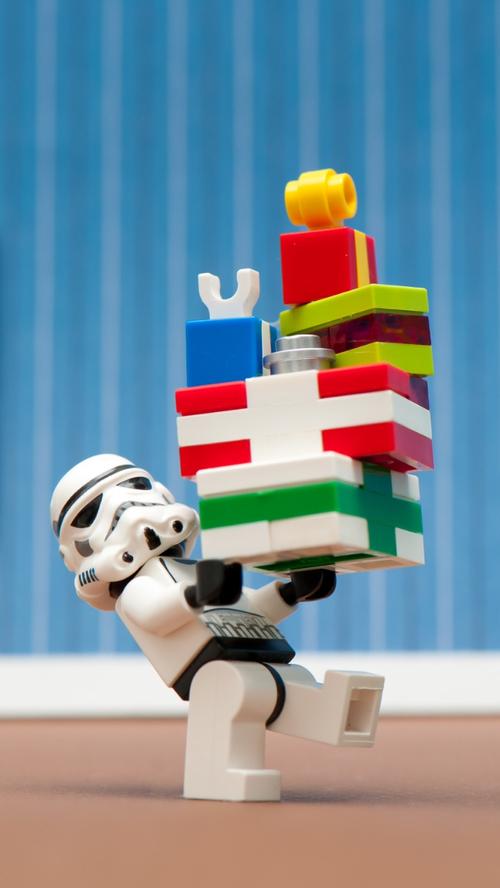 Storm Trooper Christmas Lego Ideas Legos Frikadas Ex Amistades