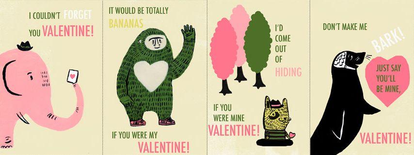 Image of: Cute Valentine Puns Animals Pinterest Valentine Puns Animals Funny Valentines Pinterest Valentines