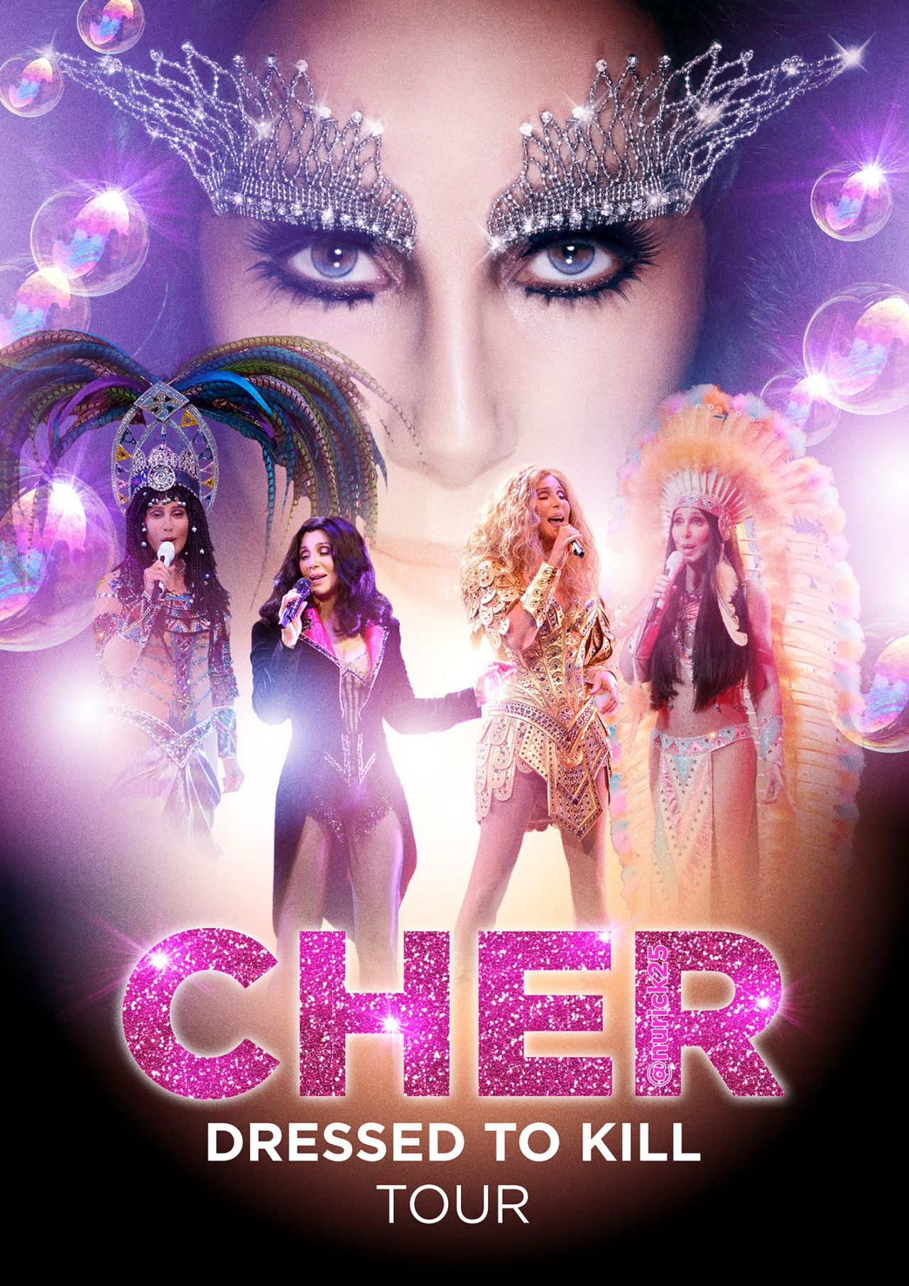 vintage cher posters