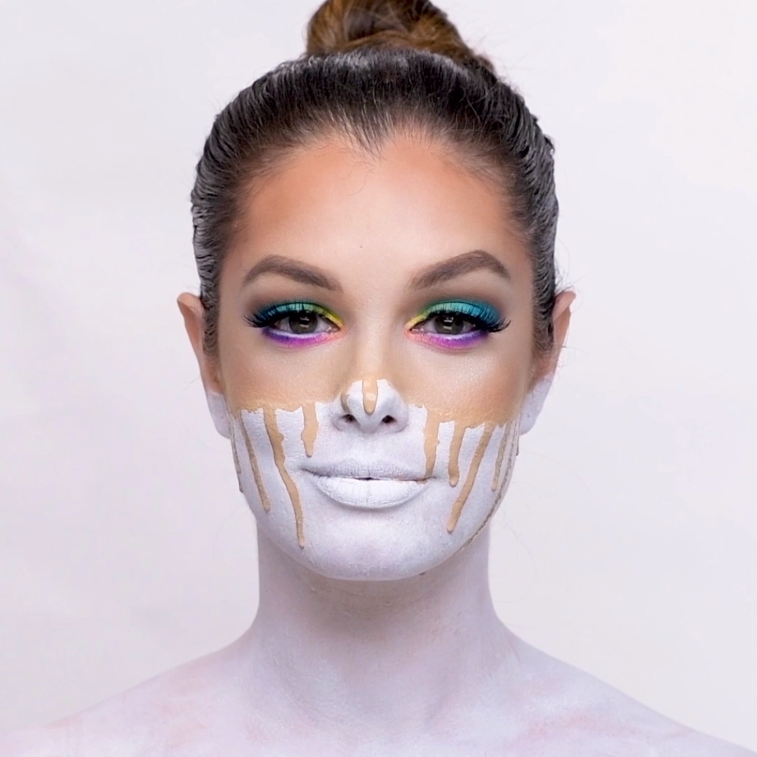 Photo of Blank Canvas Makeup Look