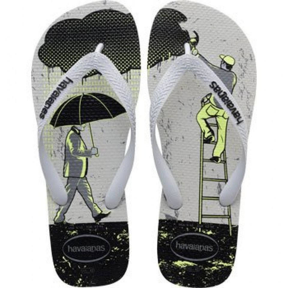 c4e41bf73237 Havaianas 4 Nite Ice Grey Ice Grey Flip Flops Price From  £13.90 ...
