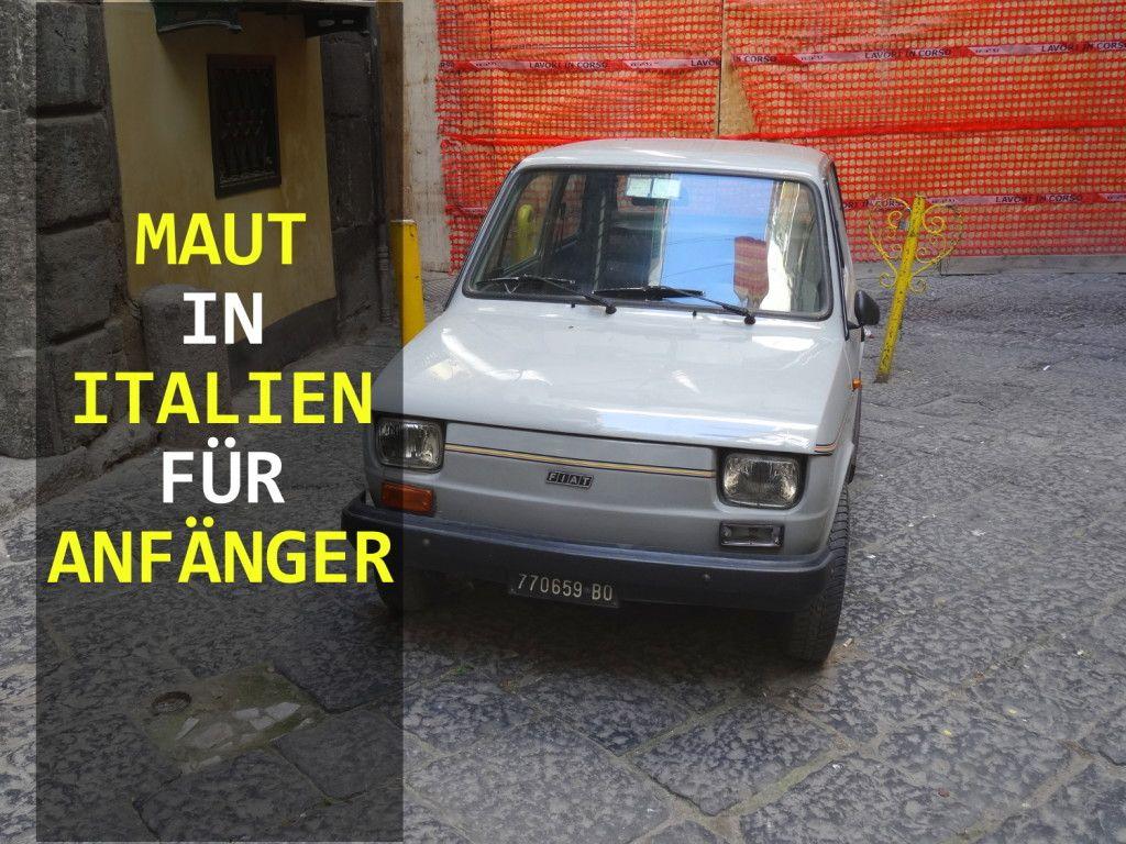 Reiseroute 16 Tage Mit Dem Auto Durch Italien Italien Reisen