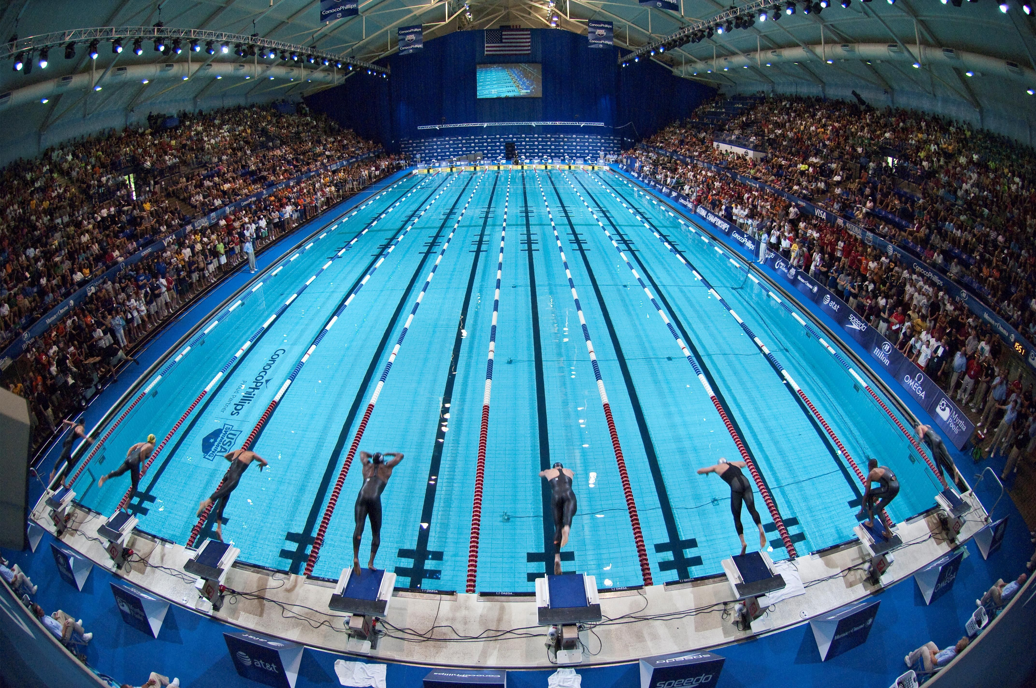 Iu Natatorium Iupui No Wonder Why State Is Held There Indianapolis Pinterest Seating