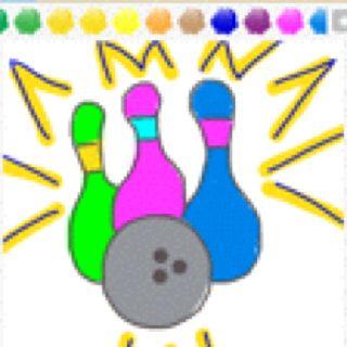 Bowling Bowling, Draw something