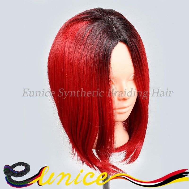 Find More Synthetic Wigs Information about 5 pcs ombre and pure cheap price front lace cosplay wig for fashion  beauty wholesale synthetic wavy curly black to red perruque,High Quality wig 27,China cosplay wig long Suppliers, Cheap wig cosplay from Eunice synthetic braiding hair on Aliexpress.com