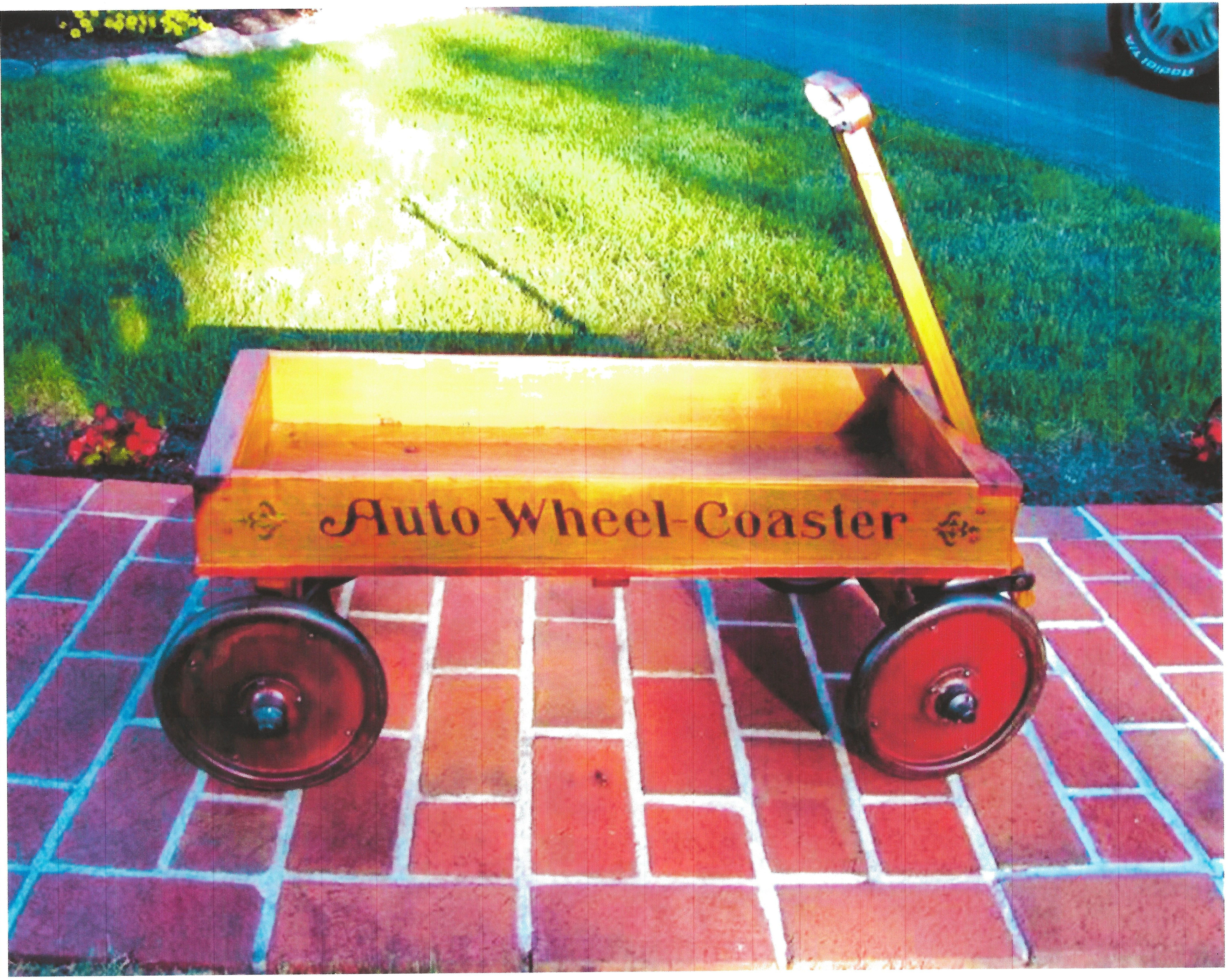 Claasic vintage toys vintage toys second shout out http www - Circa 1918 Auto Wheel Coaster