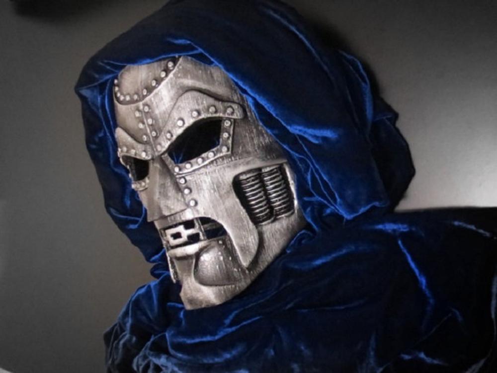 Doctor Doom 3d Printed Mask Marvel Cosplay Prop Victor Von Etsy 3d Printed Mask Marvel Cosplay Cosplay Props