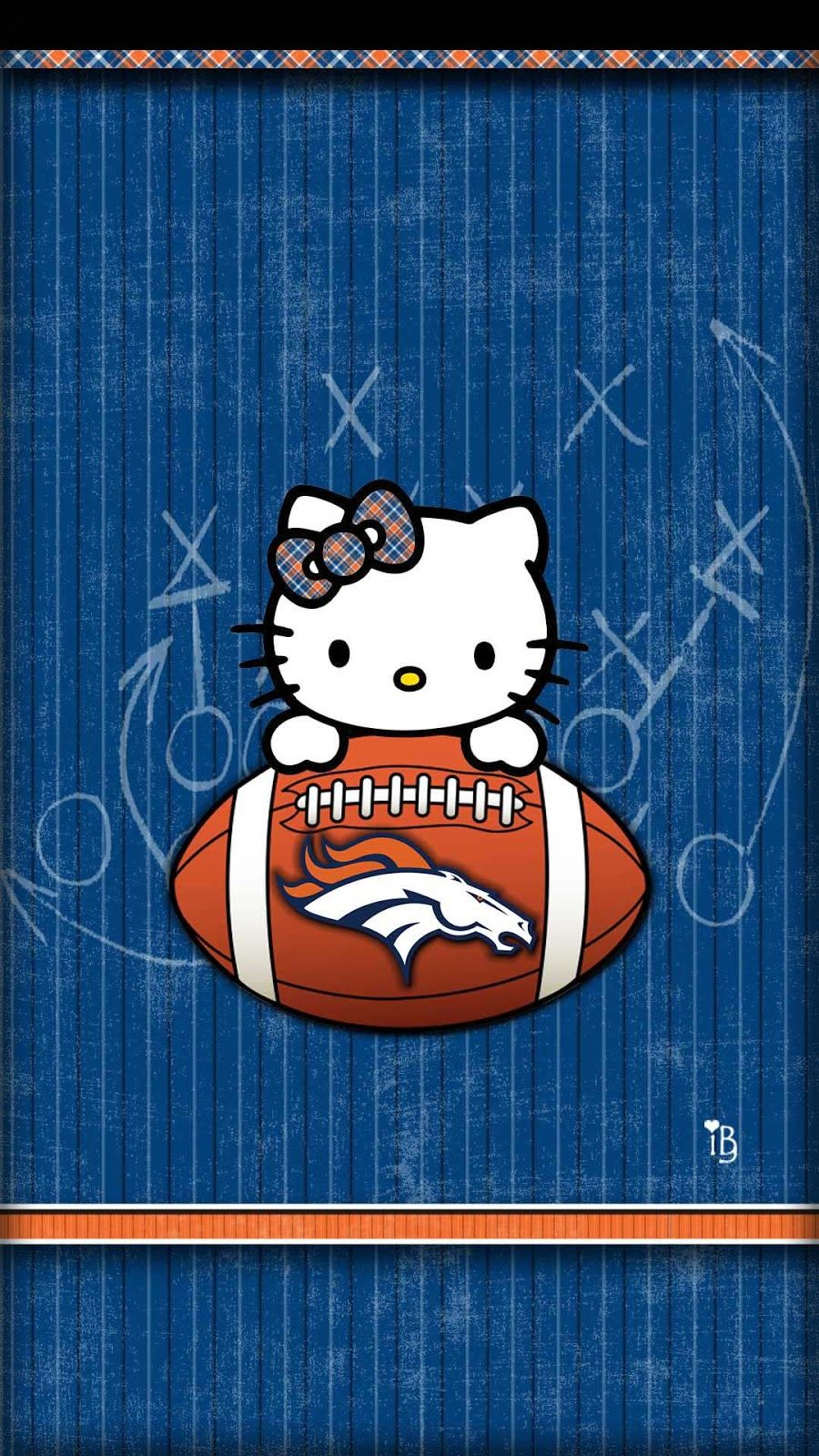 IBabyGirl Super Bowl 50 Even My Phone Wants To Look Festive