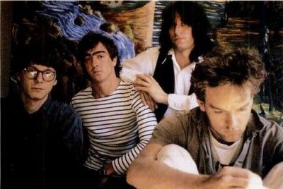 R.E.M. Mike, Bill, Peter & Michael