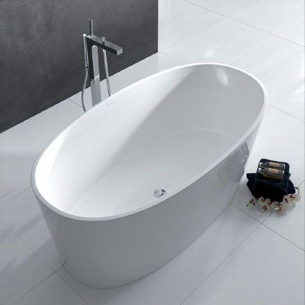 Albert Badewanne albert ios freistehende badewanne l 150 b 80 h 60 cm