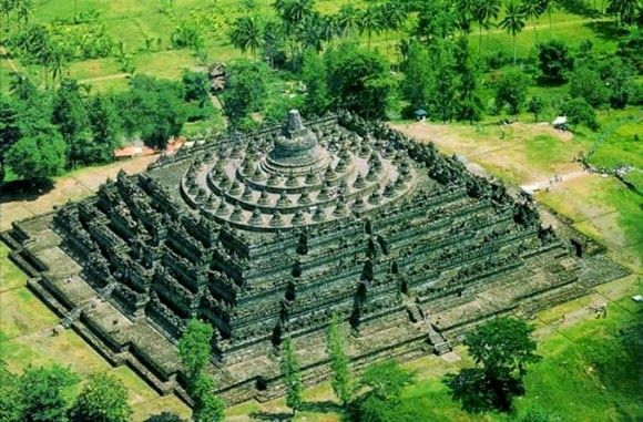 Teknologi Kuno Perkiraan Arkeolog Tentang Cara Pembuatan Candi Borobudur