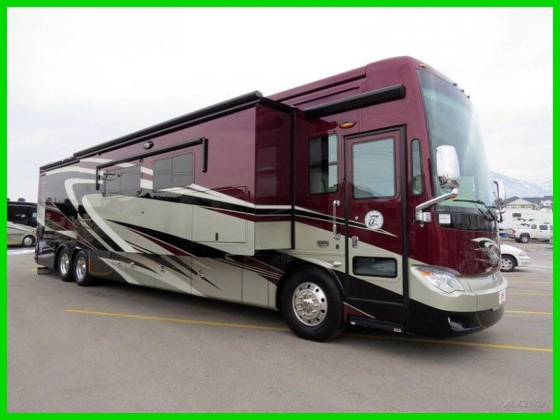 2014 tiffin motorhomes allegro bus 45 lp new class a for Class a diesel motor homes
