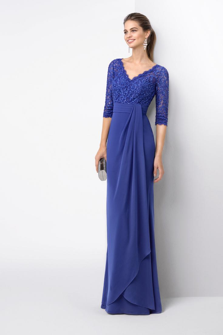 72d0b4f7d 30 vestidos azules para un look de invitada.  argentina  bodas  casamientos   casamientoscomar  casamientoscom  ar  noscasamos  casamientos2018 ...