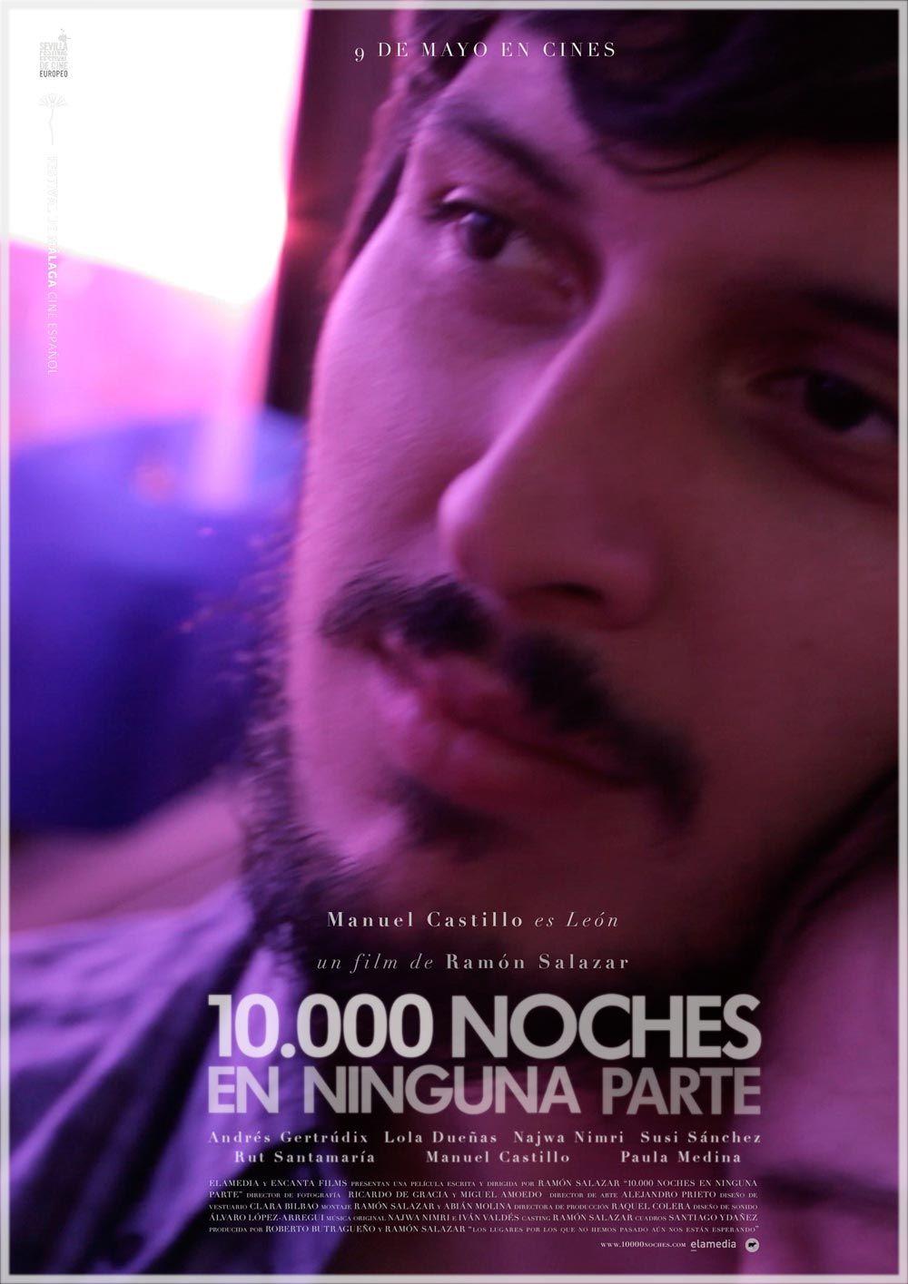 10.000 noches en ninguna parte (2013), Ramón Salazar.