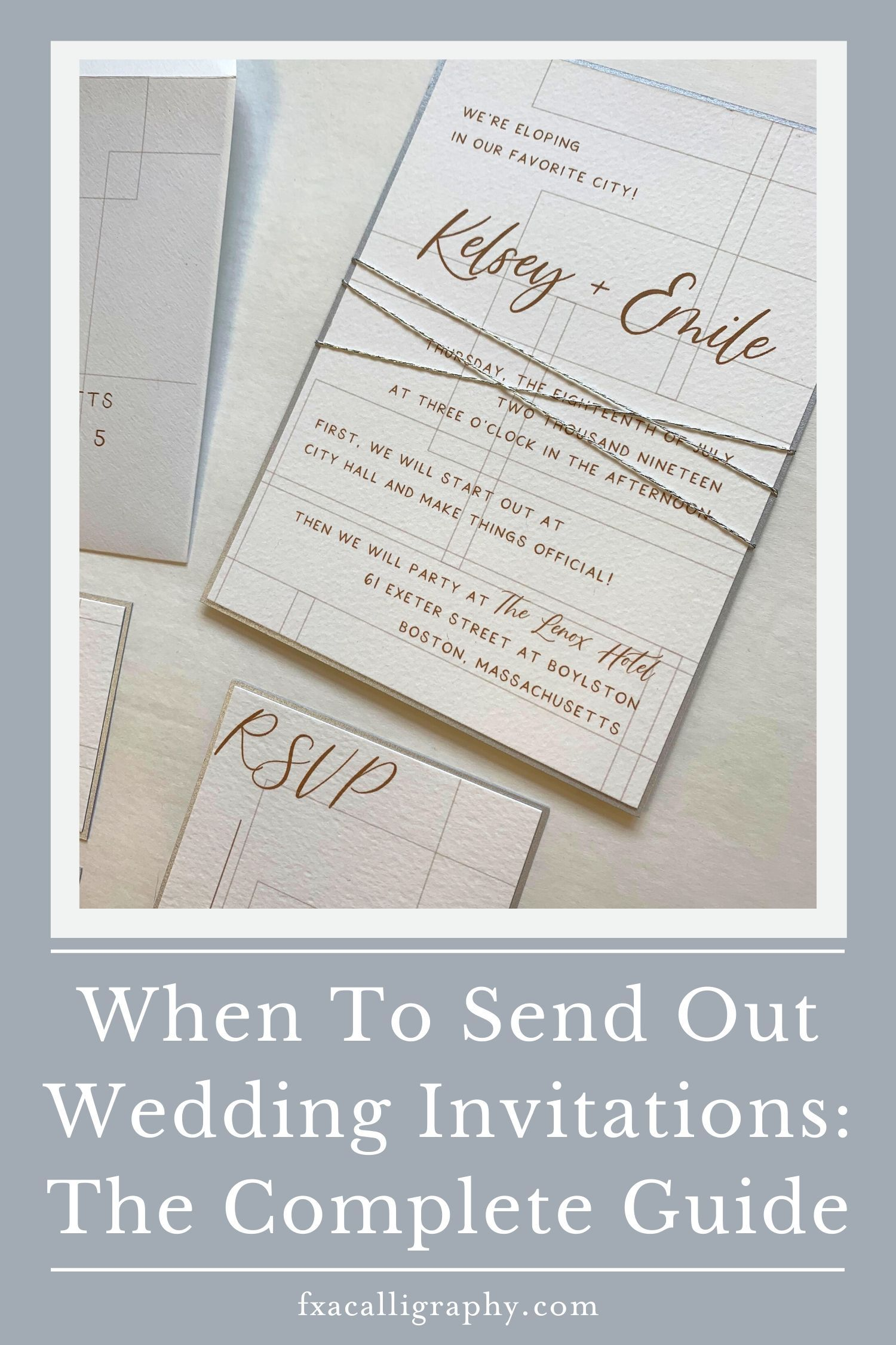 Wedding Invitation Deadlines To Keep In Mind Wedding Invitations Wedding Stationery Design Wedding Stationery