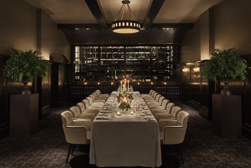 Private Dining   Del Posto