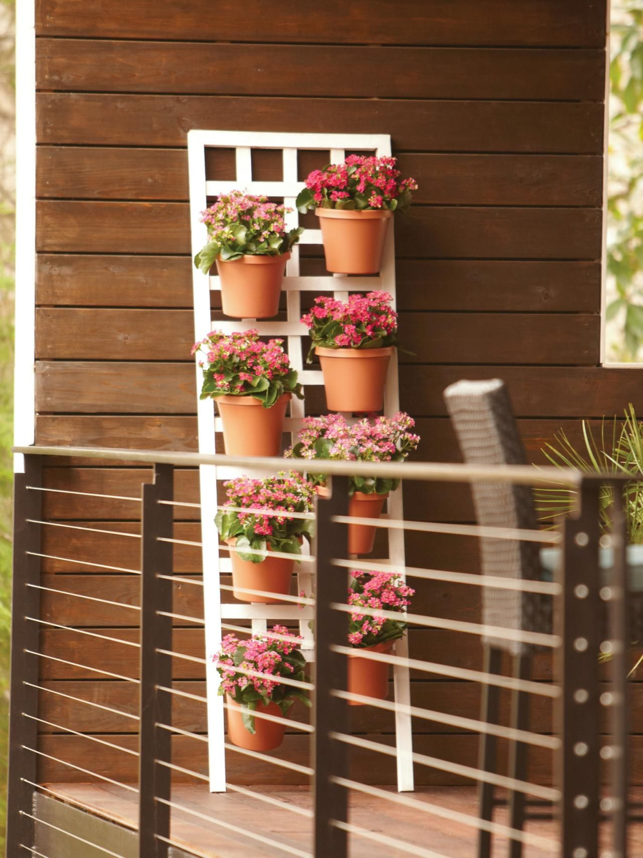 10 Must-Try Vertical Planter Ideas For Summer | Planters, Diy ...