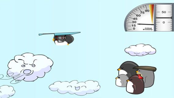 learn to fly 2 games try to teach your penguin how to fly and buy