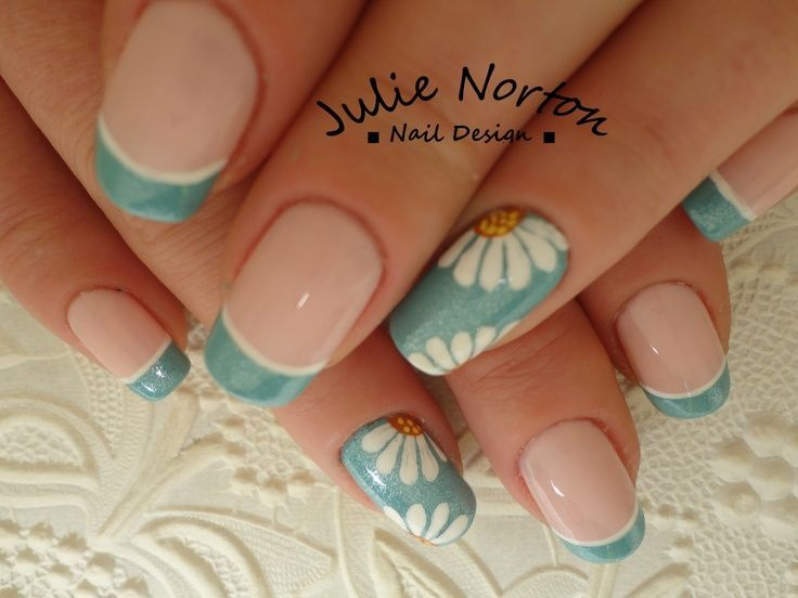 French Manicure Designs | * French Manicure Nail Art Design Ideas ...