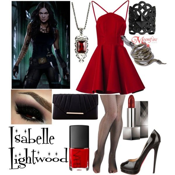 Polyvore Vampire Hunter Outfits