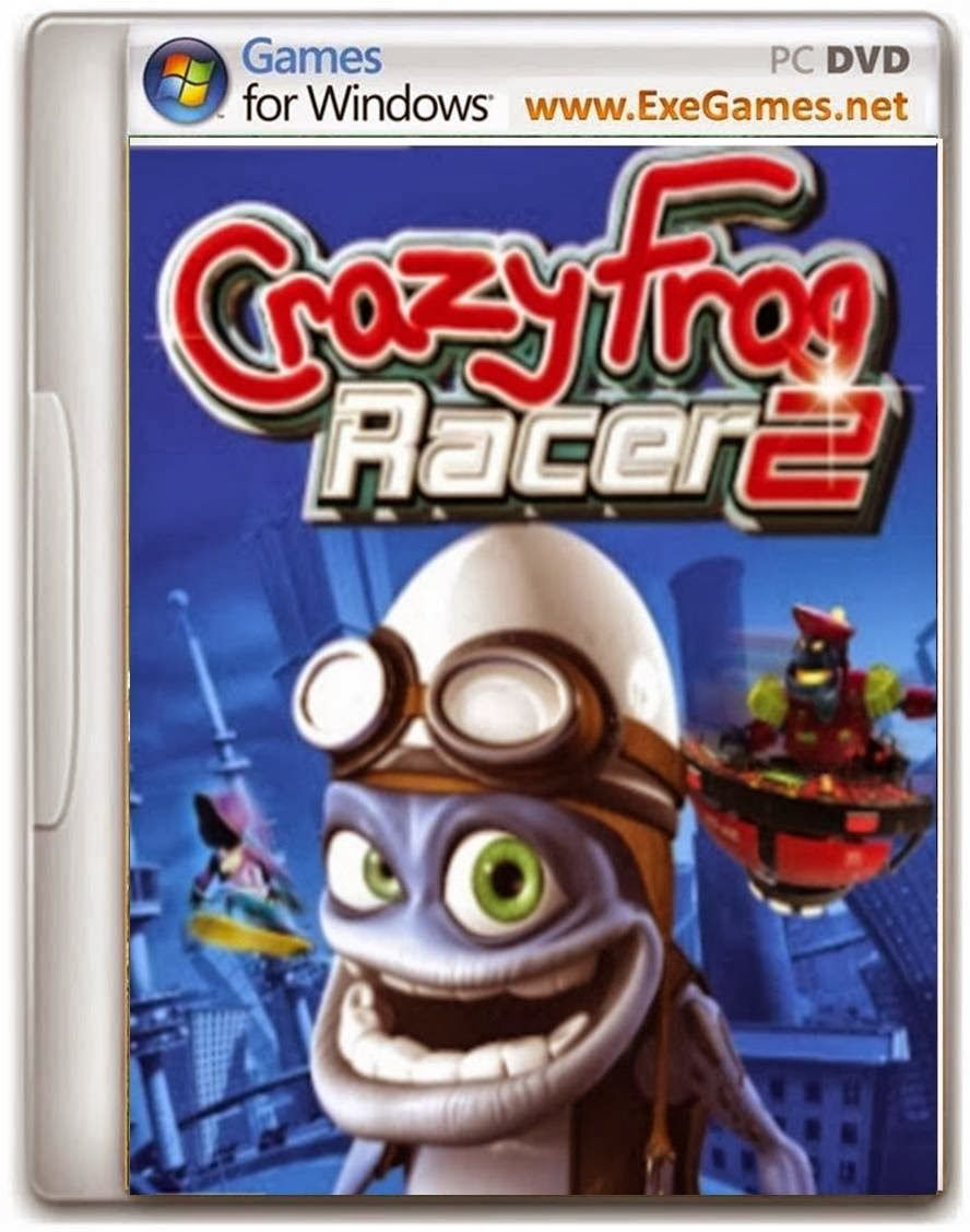Crazy Frog Racer 2 Game Free Download Full Version For Pc Free
