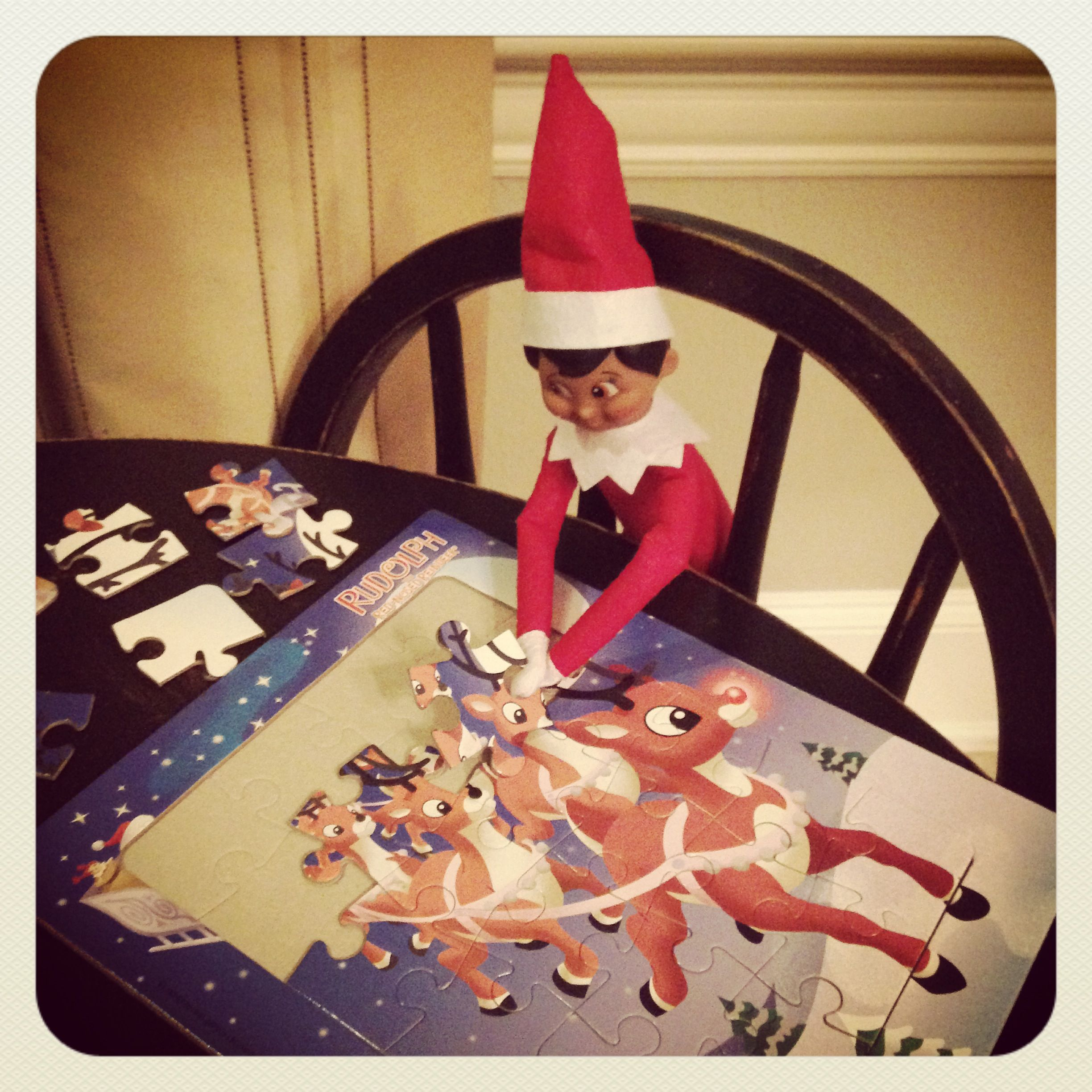 Elf on the Shelf Breakfast - House of Hargrove